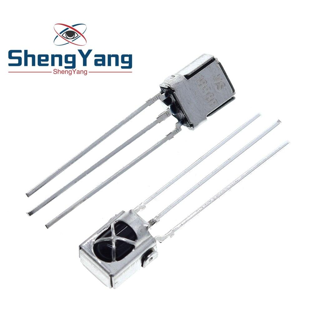 20Pcs VS1838B Infrared IR Receiver For Arduino HX1838 Header Voltage Regulator
