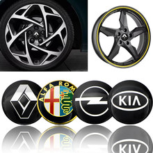 4 pçs 56mm carro emblema roda centro hub tampa de fibra carbono adesivos para vws volkswagen golf 4 7 golfe 6 golfe 5 passat b6 b5 polo
