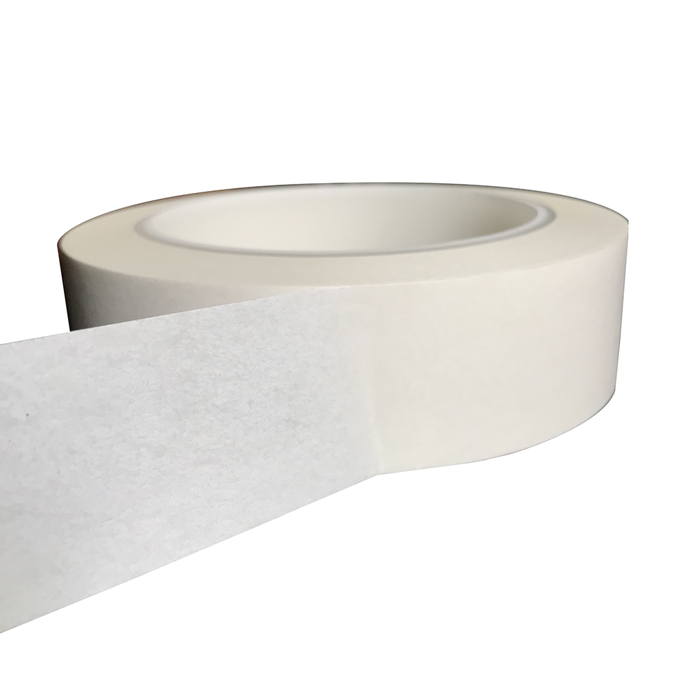 0.13mm Thickness Aramid Paper Nomex Fireproof Tape Anti-Flame Insulating Paper Transformer Tape Aramid Paper Tape 50M/Roll