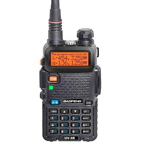Радиостанция Baofeng UV-5R 8W