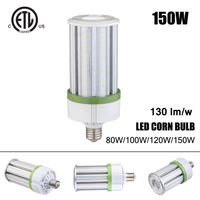 DLC ETL 15,600 Lumens 120 Watt E39 LED Corn Light Bulb