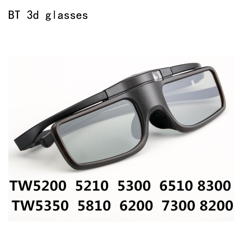 NEW BT RF Bluetooth Glasses <font><b>3D</b></font> Shutter Glasses Eyewear for Epson Home Cinema Projector <font><b>Samsung</b></font> Sharp Sony Panasonic <font><b>3d</b></font> <font><b>TV</b></font> image