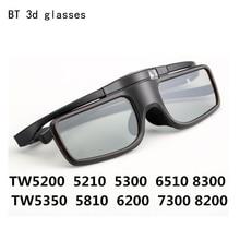 をnew bt bluetoothメガネ3Dシャッター眼鏡epsonホームシネマプロジェクターサムスン、シャープ、ソニー、パナソニック3dテレビ