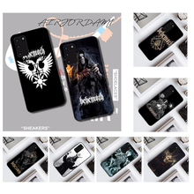 NBDRUICAI Behemoth Rock Band Phone Case for Samsung S20 plus Ultra S6 S7 edge S8 S9 plus S10 5G(China)
