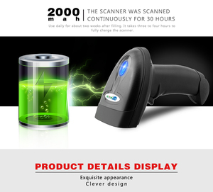 Image 4 - NETUM M3 Wired CCD Barcode Scanner AND Handheld M2 Wireless Bar Code Reader 32Bit High Speed POS Bar Code Scan for inventory