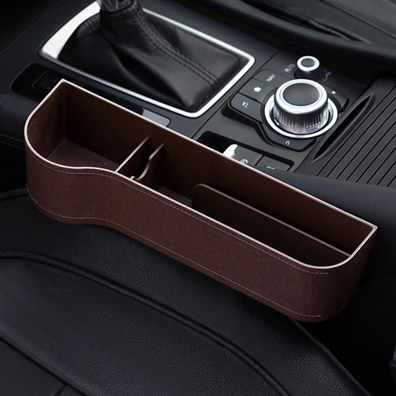 Универсальный автомобильный ящик для хранения на сиденье карманного