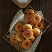 Model-Toy Donut Simulated Food-Photography-Props Fake Bread Kitchen Children's Soft