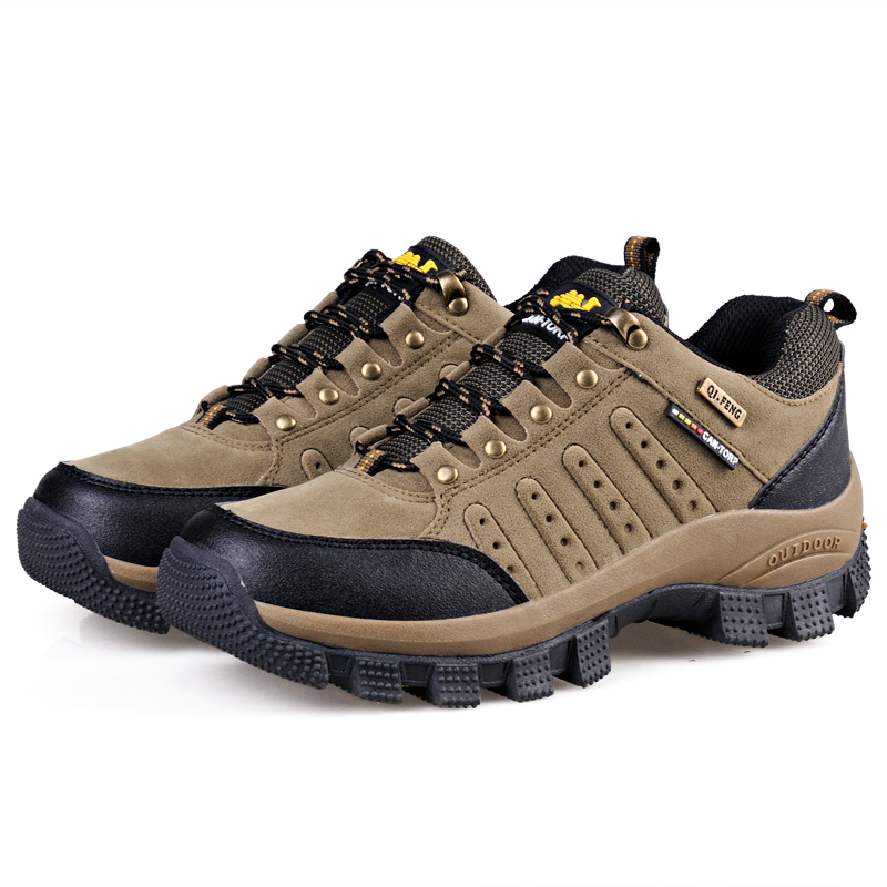 2019 New Brand Spring Fashion Outdoors Sneakers Waterproof Men's Shoes Mens Combat Desert Casual Shoes Plus Size 36-47