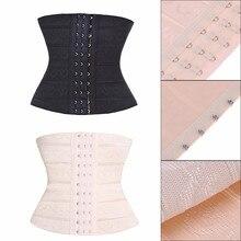 Gran oferta 21cm cinturón posparto la cintura de las mujeres Slim cuerpo Shaper transpirable Puerperal cintura Cincher entrenador de cintura corsé cinturón de adelgazamiento