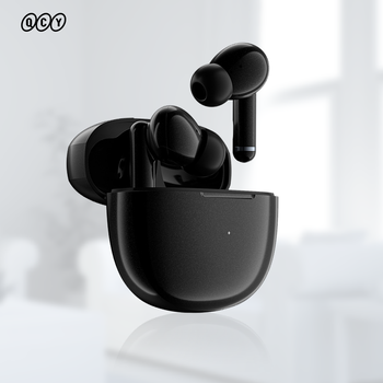 QCY HT03 TWS ANC Fone Bluetooth Earphones Noise Canceling Wireless Headphones Gaming Headphone With Microphone Handfree Earbuds