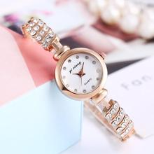 цены Fashion Simple Quartz Watch Woman's Distinguished Female Clock Quartz Wrist watches Ladies Watch Bracelet relogio feminino