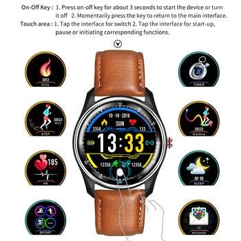 KEA Smart Watch Blood Pressure MX9