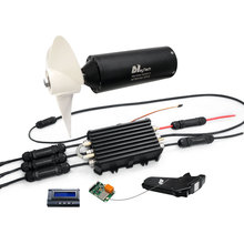 Maytech Electric Hydrofoil Fully Waterproof Efoil Surfboard Kit 65162 65161 Motor 300A ESC 1905WF Waterproof Remote