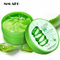 Nature Concentrated Pure Aloe Vera Gel 99% Face Cream Moisturizing Hydrating 300ml After Sun Repair Soothing Gel Face Serum Mask