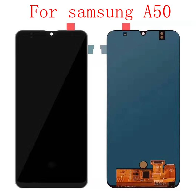 Amoled For Samsung Galaxy A50 A505/DS A505 A505FD Lcd Screen Display+Touch Glass DIgitizer Assembly