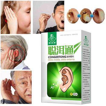 15ml Earwax Remove Liquid Boric Acid Alcohol Ear Drops Otitis Itching For Acute Antibacterial Care Medicine Product W2G5 image