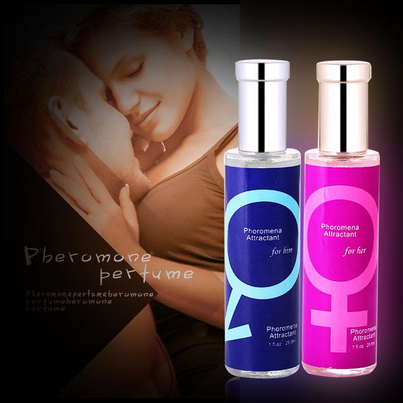 Original Male Pheromone Perfume Attractant 29.5ml Flirt Perfume For Men Body Spray With Pheromones Attract Women Antiperspirants