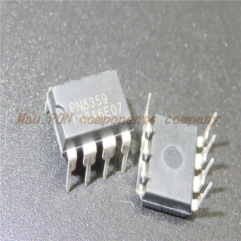 10 шт./лот PN8359 PN8359NEC-T1B DIP8 переключатель мощности сетевой адаптер-переходник с чипом IC в наличии новое оригинальное качество 100%
