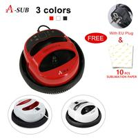 Mini Portable Heat Press Machine Sublimation for 12x10 T shirts Transfer and Ironing in Home DIY