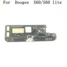 لوحة شحن قابس USB جديدة لـ DOOGEE S60 MTK Helio P25 Octa Core 5.2 بوصة FHD 1920x1080 شحن مجاني