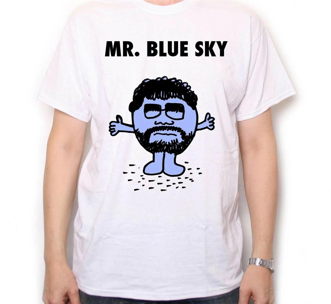 Mr Blue Sky Jumper Jeff Lynne ELO Rock Retro Unisex Men/'s Women Kids Jumper Top