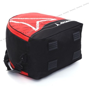 Image 2 - Thick Ice Ski Snow Boots Bag Ice Skate Shoes Helmet Portable Carry Shoulder Bag Non slip For Snowboard Accessories Professional