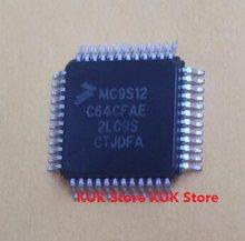 Original NOUVEAU MC9S12C64CFAE MC9S12 C64CFAE LQFP-48 5 PCS/LOT