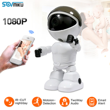 1080P Cloud Home Security IP Camera Robot Intelligent Auto Tracking Camera Wireless indoor WiFi CCTV Camera Surveillance Camera