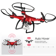 Newest XY6 Four- RC Quadcopter Helicopter 1080P Wifi FPV Cam