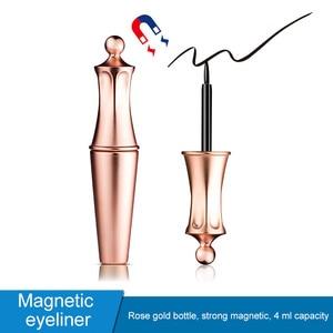 Image 5 - Lot de 5 faux cils magnétiques Eyeliner, extensions de cils longs naturels