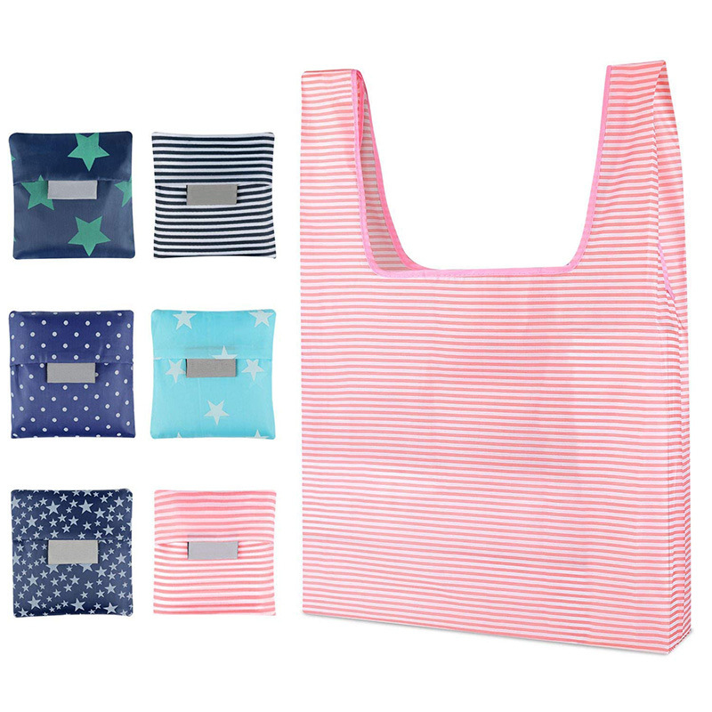 Новое поступление, качественная многоразовая складная сумка для покупок, прочная Нетканая сумка для хранения, сумка для супермаркета, экол...