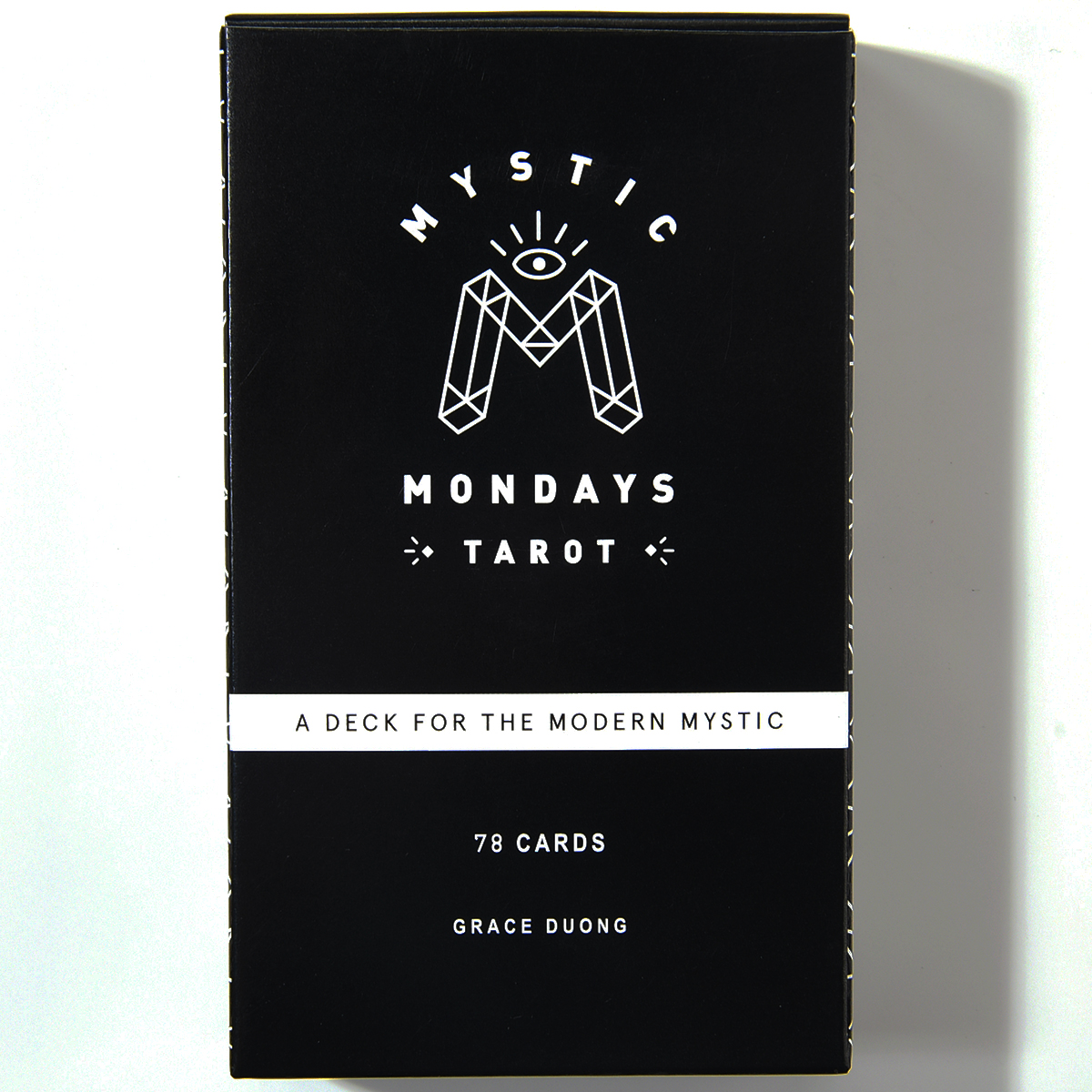 Mystic Mondays Tarot A Deck For The Modern Mystic Tarot Cards And E-Guidebook Set Card Game Gifts Arcana Tarot Card Set Divinati