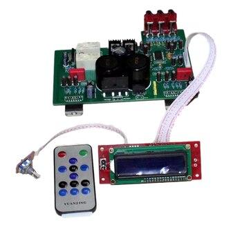TDA7293 amplifier board LCD remote control,2.0 channel Pre-amplifier board,Stage amplifier board,Integrated Amplifier board