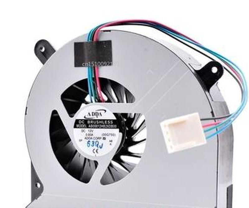 For Original AB08812HB26DB00 DC 12V 0.60A Centrifugal Turbine Blower Notebook One Machine Large Air Volume Cooling Fan