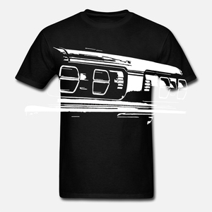 Mazda RX3 T-Shirt - Rotary Engine Savanna Classic Car.webp(China)