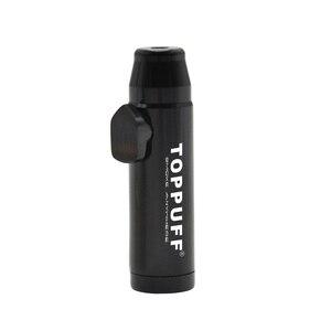 Image 1 - Hornet de humo Sniffer de bala cohete rastreador de Snorter bala de rapé Sniffer de Somking Accesorios