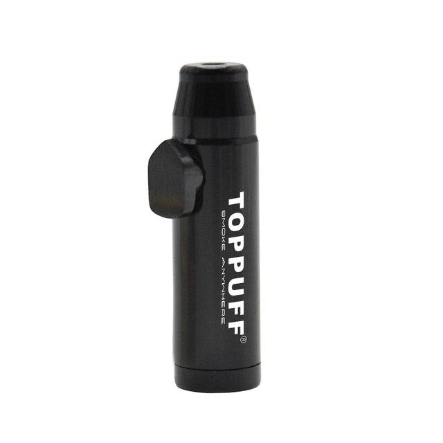 Hornet de humo Sniffer de bala cohete rastreador de Snorter bala de rapé Sniffer de Somking Accesorios