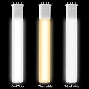Image 5 - 5W 6W 7W LED ampoule horizontale GX23/G23 LED projecteur 180 degrés AC85 135/195 265V lumière LED de remplacement intérieur