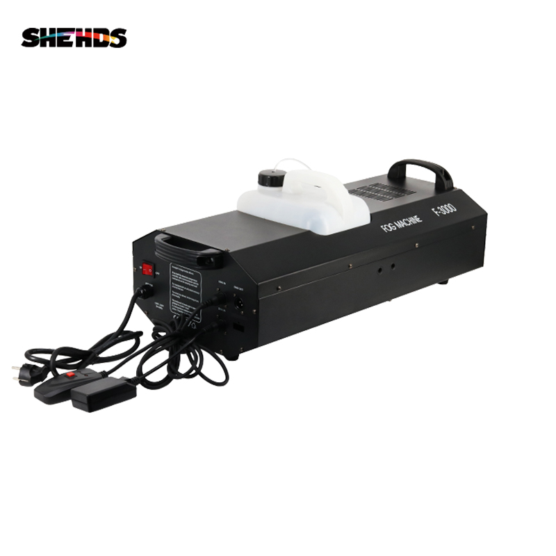 3000W Smoke Machine With DMX512 Remote(Wire Control)or Without DMX Fog Machine Stage Effect Fogger Ejector DJ Christmas Party