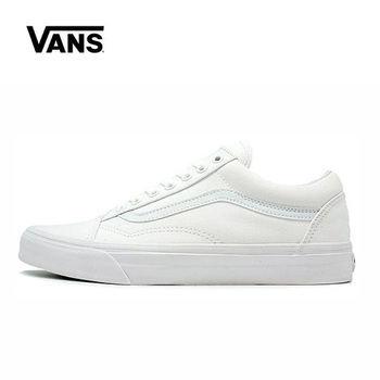 цена VANS OLD SKOOL Classic Men and Womens Sneakers shoes,canvas shoes,Sports Skateboard shoes 6 Colors Free Shipping size 36-44 онлайн в 2017 году