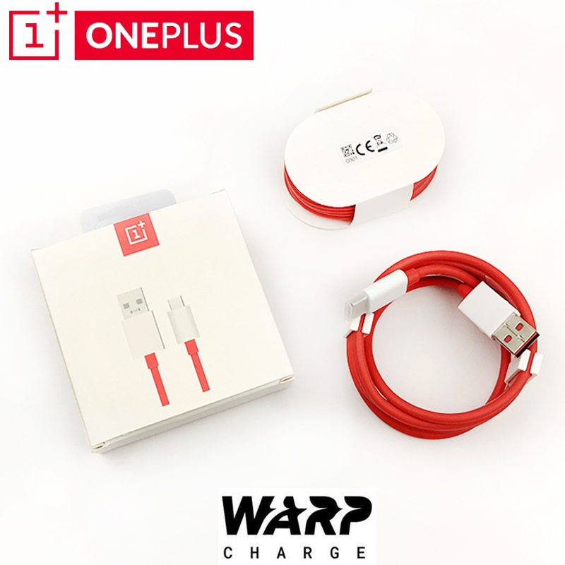 Oneplus 7t Pro Warp Charger Cable Original 6A snel opladen sync line usb c cable oneplus 7 7t pro 6 6T 5 5t 3 3t Moblie telefoon