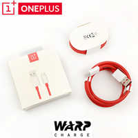 Original Oneplus 7 Pro Warp Charger Cable 6A snel opladen data sync line usb c cable oneplus 7 7t pro 6 T 5 T 3T Moblie telefoon