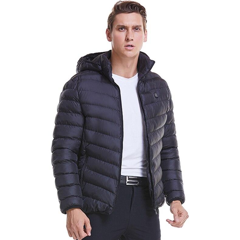 aquecedor térmico algodão caminhadas caça casacos
