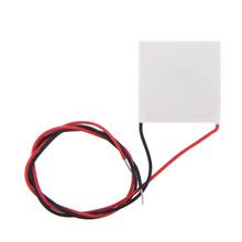 1pcs Thermoelectric Power Generator Peltier Module High Temperature Teg 40x40mm 150 Degree O5U2