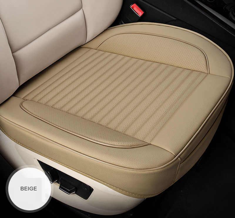 Housse de siège de voiture universelle en cuir pour mercedes w124 w245 w212 w169 ml w163 w246 ml w164 cla gla w639 accessoires de voiture style de voiture