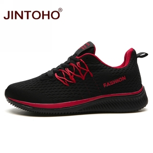 Image 3 - JINTOHO Big Size Unisex Sneakers Fashion Casual Shoes Breathable Shoes For Men Cheap Men Sneakers Band Male Shoes Men Shose