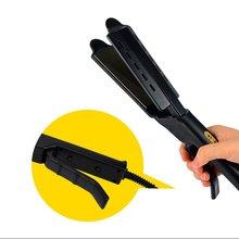 Четырехскоростной термостат прямые волосы шина Liuhai парикмахерский инструмент Прямой зажим не повреждает выпрямитель для волос