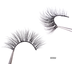 Image 3 - WZSQJN Eyelashes 3D Mink Eyelashes Long Lasting Mink Lashes Natural Dramatic Volume Eyelashes Extension False Eyelashes