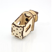 Upgraded Wooden Motor Mount FPV Camera Mount Holder Seat for Sky Surfer X8 RC Airplane Spare Part