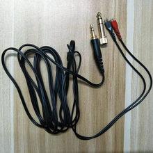 Yedek kablo Sennheiser HD25 HD560 HD540 HD480 HD430 414 HD250 HD 425 HD 430 HD 440 II HD 530 HD 540 kulaklık ses